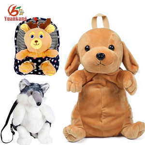 2016 ICTI Audit China factory best selling new design plush dog toys for kids gift