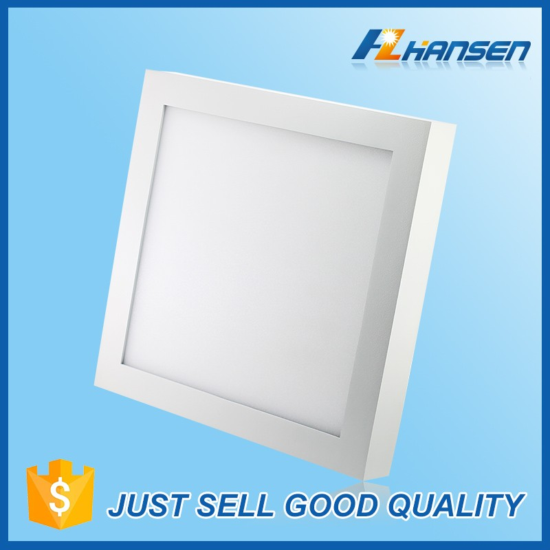 3 years warranty ceiling fan with led light hot new products for 20w waterproof IP44 IP65 LED ceiling panel light