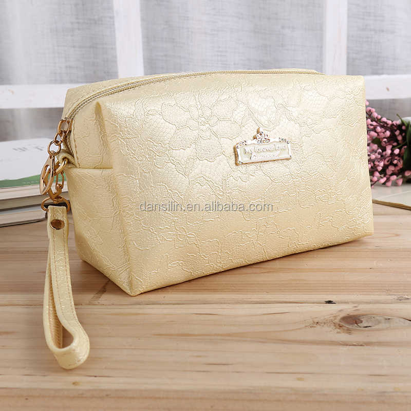 promotion wholesale sublimation new style deluxe cosmetic custom toiletry bag