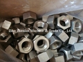 Hot sale gr2 m14 titanium hex nut