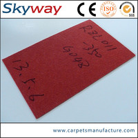 new style most popular carpet coating latex