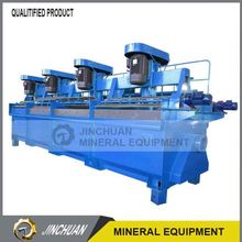 Graphite mining machine flotating machine used in graphite ore with kind of model