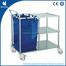 BT-SLT006 Hospital Furniture Trolley CE/ISO Hospital Medical Surgery Trolley Price