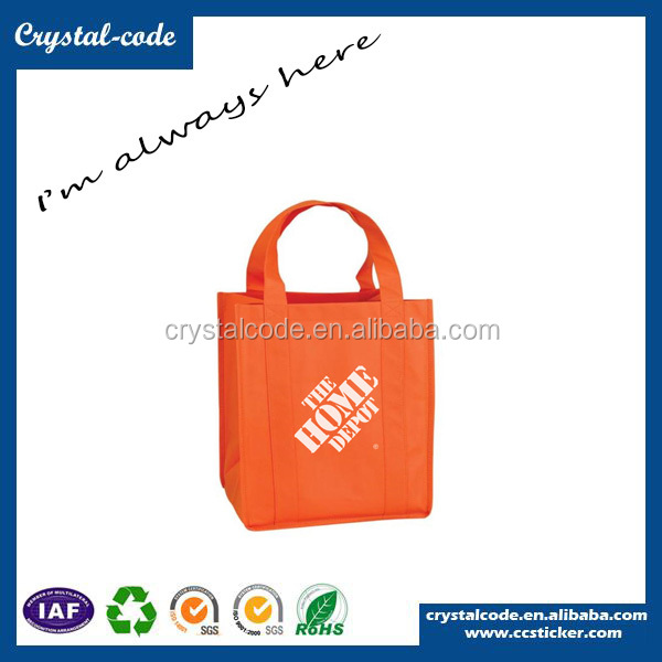 New Products Customized Non Woven Foldable Reusable Shopping Bag