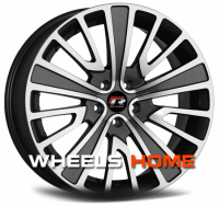 Jaguar wheels, replica wheels, F-Type alloy wheel rims, XJL, XF, staggered wheels