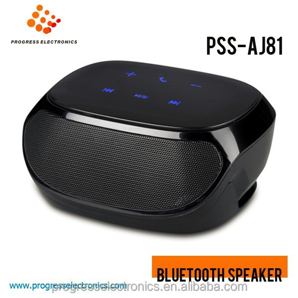PSS AJ-81 Hands free mini bluetooth speaker with fm radio