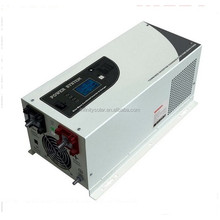 Pure sine wave power inverter 3000W peak 9000Watt 12Volt DC to AC 220Volt with battery charge function