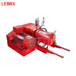 Wet Grinding Machine Nano grade sand mill Disc type rotor grinder