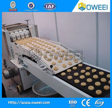 China biscuit machine automatic biscuit production line/biscuit cookies processing machine