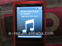 1.8 inch mp4 digital player with camera