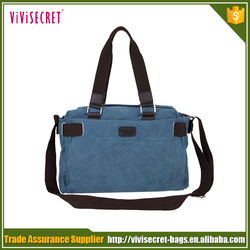 Canvas Messenger Bag Single Shoulder Bag for Men Women Vintage Crossbody bags
