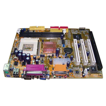 Motherboard 8601/8606T with ISA slot