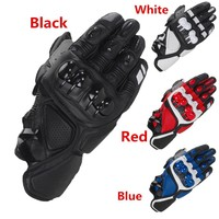 Professional manufacturer of Motorcycle Racing Leather Gloves