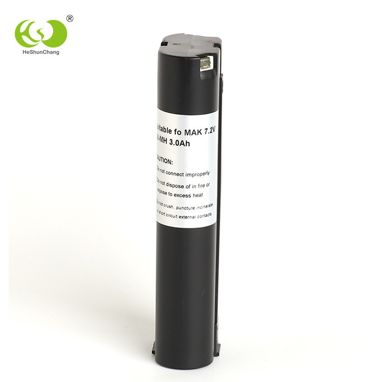 7.2V 1.3Ah Ni-CD Rechargeable Power Tool Battery for Makita 191679-9 192532-2 192695-4 632002-4 632003-2 7000