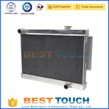 Good quality bus custom radiator for man tga/tgs/tgx