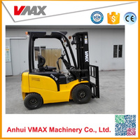 Vmax 1.5 ton rated capacity battery lifter with CE and 48/450V/AH level voltage and curtis control system