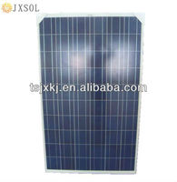 solar module 300w poly with high efficiency and low price