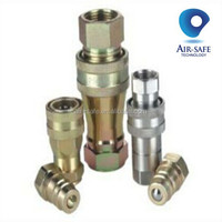ISO 7241 A series hydraulic quick coupling