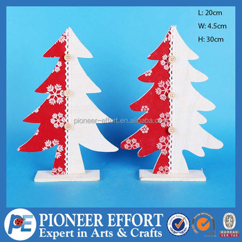 Most creative wooden Christmas tree table decoration, Christmas gift