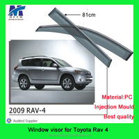 Styling window visor RAV4 japan car accessories