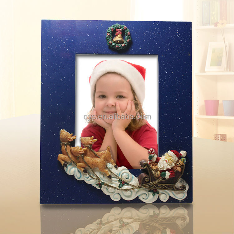 Beautiful resin picture photo frame