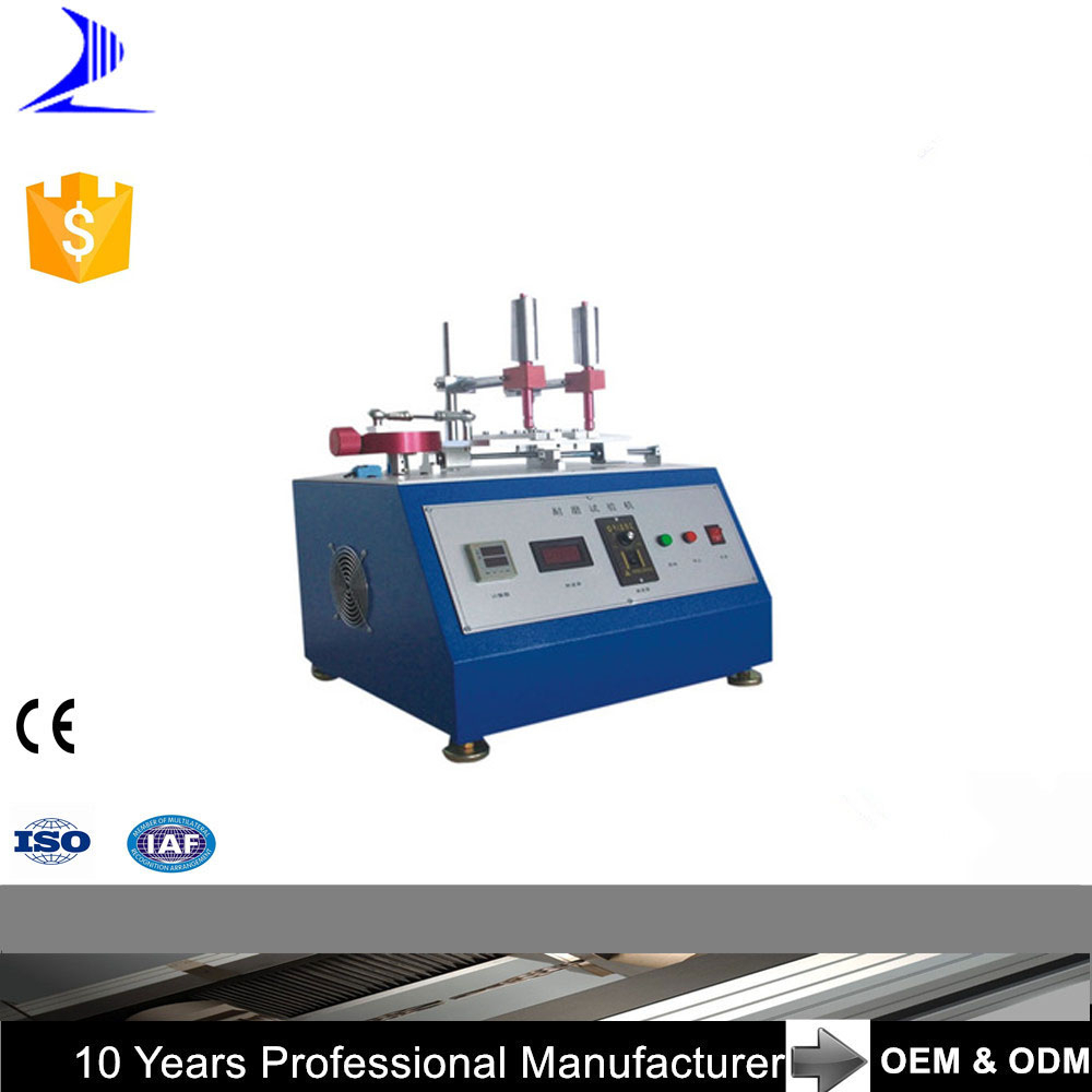 Surface paint abrasion testing machine/instruments