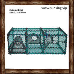 A14-051 China Rich Experience Cheap Nylon Shrimp Fishing Trap Net On Sale