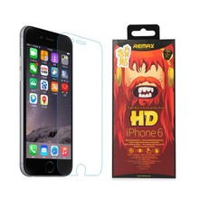 (Front+Back) Remax PET 4H Hardness Clear Screen Protector for iPhone 6