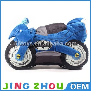 new products carnival plush toys,baby soft toy car,plush electrical motorcycle toy