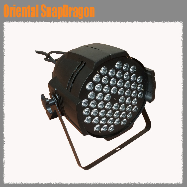 factory outlet best selling products Professional Par led stage lighting RGBW 3w54pcs wash stage light LED par light