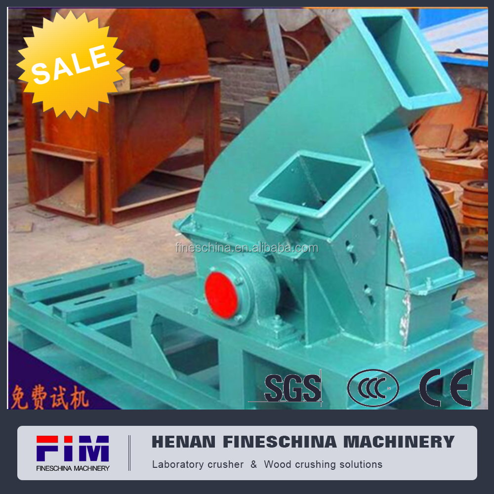 CE approved small wood chipper/wood chipping making machine /Disc wood log chipper shredder