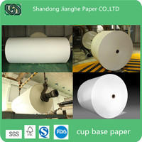 White Color and Copy Paper Type Woodfree Uncoated Offset Paper