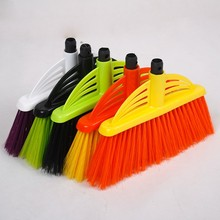 High Quality Durable Household Sweeping Tool PP Plastic Cleaning Soft Broom