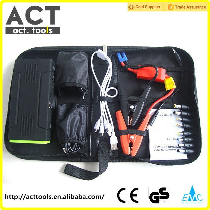 High Quality OEM/ODM Auto Power Bank Car Jump Starter Quick Start Car Battery Looking for Exclusive Distributor in US