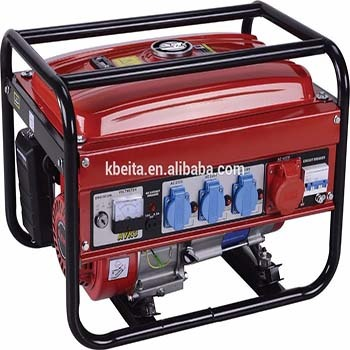 380V three phase wholesale gasoline generation electric portable silent power generator