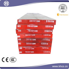 High Quality Flat AISI H13 Rebar Steel