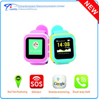Kids GPS Watch Phone/GPS Tracking Device for Kids Tracking PT-720