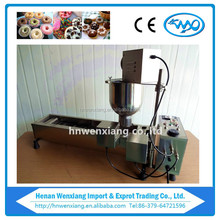 Commercial baked donut making machine