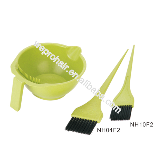 shampoo color mixing bowls for salon
