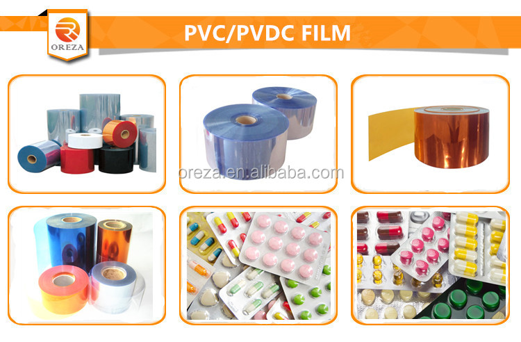 Medical PVC/PVDC film PVCPEPVDC compound pvc sheet composite sheet for pharmaceutical