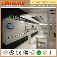 Custom Manufacture China Factory Mobile Phone Retail Store Interior Design for hot sale