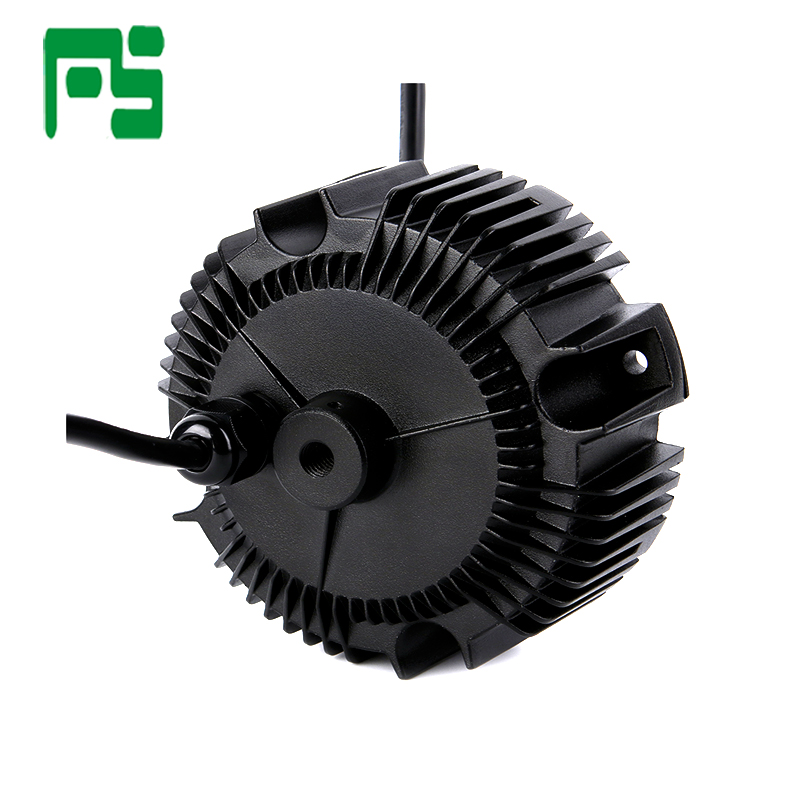 High power round led driver dimmable high bay light 200w power supply