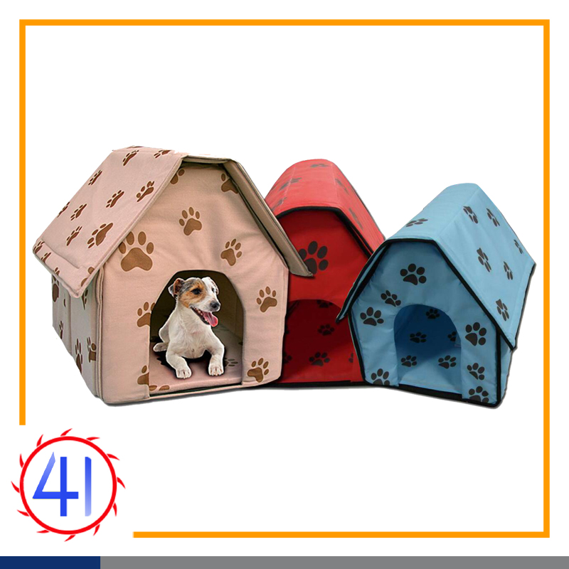 new soft luxury portable comfortable soft pet home for wholesale