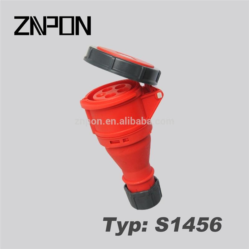 S1456 water tight swivel electrical connector