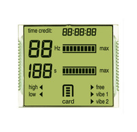 PIN Connector customed TN type LCD display module