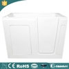 deep soaking acrylic walk in bathtub cheap price