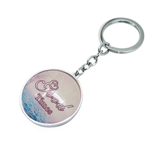HX-7217-1 New design Novelty Wholesale unusual nice keyrings