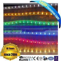 Most reliable supplier GS approval outdoor rope light ideas Mainly Festivals For christmas decoration