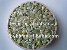high quality Green Washed river pebble stone gravels