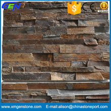 Cheap Natural Stone Slate Culture Stone For Wall Cladding